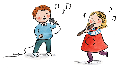music kids for web
